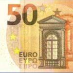 La nuova banconota da cinquanta Euro