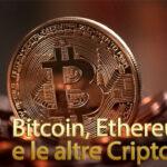 Criptovalute Bitcoin: Giappone e Usa corrono, l'Ue è  immobile, l'Italia inciampa