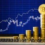Bitcoin che vengono scambiati ogni giorno
