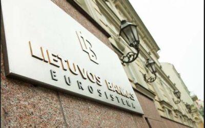 Banca centrale della Lituania e criptovalute