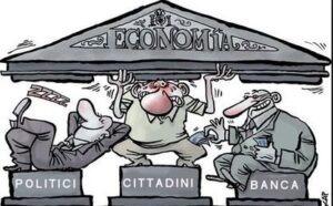 il sistema bancario attuale è una truffa